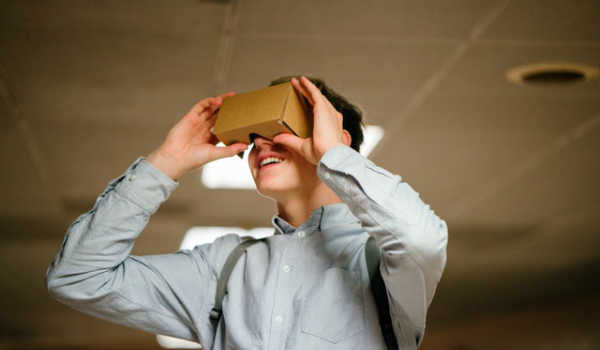 Virtual Reality for Wine