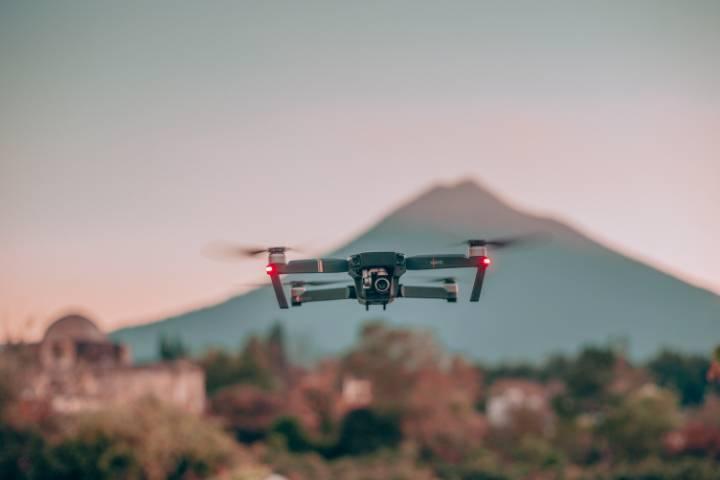 precision ag drones